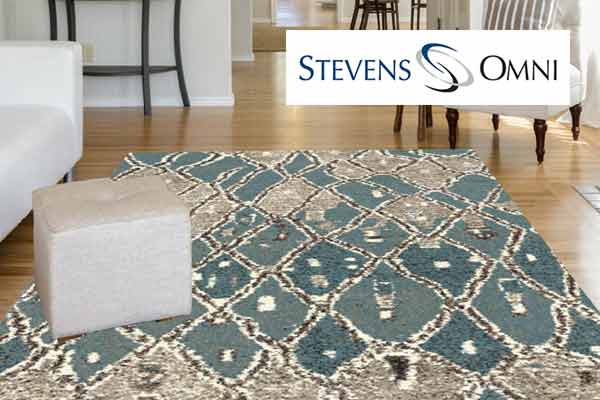 Stevens Omni Area Rug Collection available at Columbo's Floors To Go Design Centre
